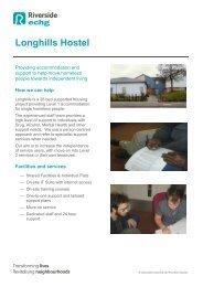 Longhills Hostel - Riverside