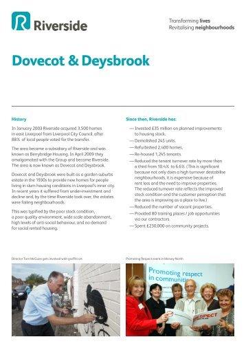 Dovecot & Deysbrook - Riverside