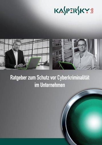 Ratgeber zum Schutz vor Cyberkriminalität im Unternehmen