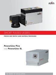PowerLine Pico - Rofin