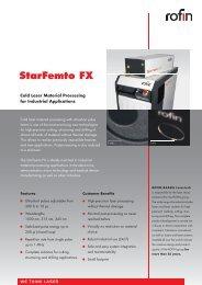 StarFemto FX - Rofin