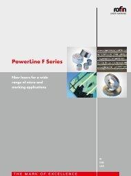 PowerLine F Series - Rofin