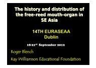 Blench Euraseaa Dublin 2012 mouth-organs ppt.pdf - Roger Blench