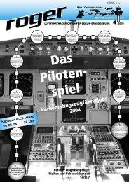Job - Roger - Luftfahrtnachrichten für Berlin und Brandenburg