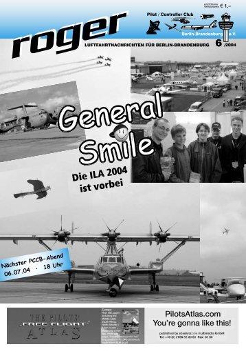 Schau'n Sie doch mal rein! - Roger - Luftfahrtnachrichten für Berlin ...