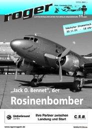 Roger - Luftfahrtnachrichten für Berlin und Brandenburg