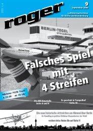 Falsches Spiel mit 4 Streifen - Roger - Luftfahrtnachrichten für Berlin ...