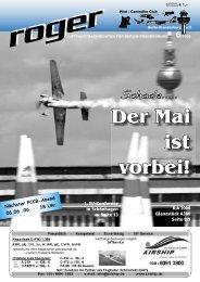 Der Mai ist vorbei! - Roger - Luftfahrtnachrichten für Berlin und ...