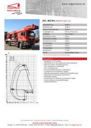 RTL 460 RALKW-LIFT über 7,5 t - Roggermaier