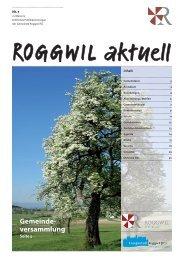 21. Mai 2013 - Gemeinde Roggwil