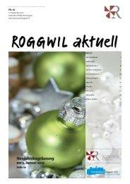 16. Dezember 2013 - Gemeinde Roggwil