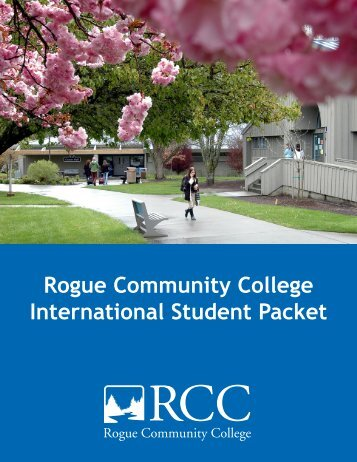 International Application - Rogue Community College