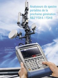 Download article as PDF (1.0 MB) - Rohde & Schwarz France