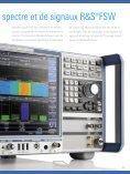 Nouveaux analyseurs de spectre et de signaux - Rohde & Schwarz - Page 3