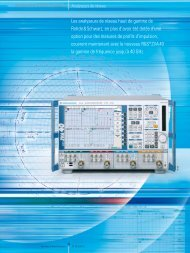 Download article as PDF (1.9 MB) - Rohde & Schwarz France