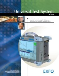 Universal Test System FTB-400 - Rohde-schwarz.com.my