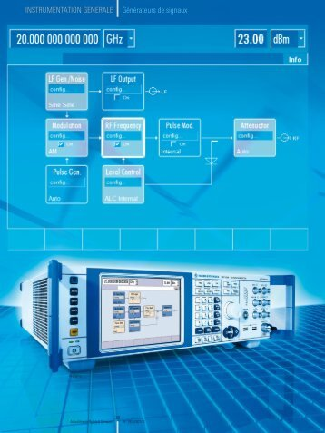 Download article as PDF (1.6 MB) - Rohde & Schwarz France