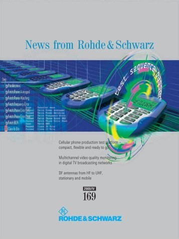 English - Rohde & Schwarz