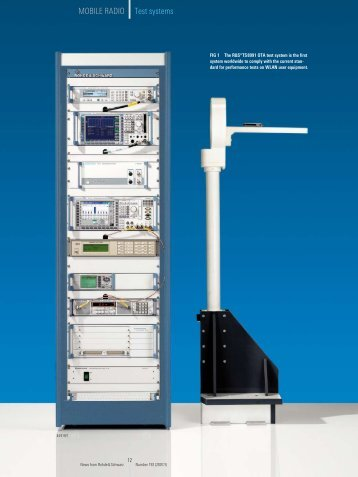 Download article as PDF (0.4 MB) - Rohde & Schwarz International