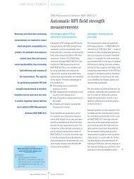 RFI Measurement Protocol for Candidate SKA Sites