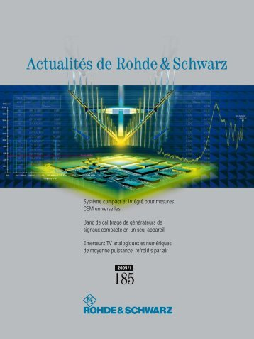 français - Rohde & Schwarz International