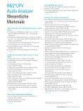 for R&S®UPV Audio Analyzer - Rohde & Schwarz - Page 3