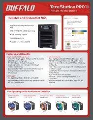 Reliable and Redundant NAS - RoLAN