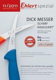 60messer - Ehlert