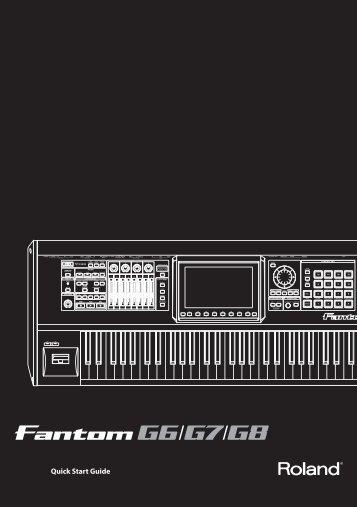 Fantom-G_QS.pdf - Roland