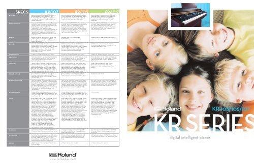 KR-Series Brochure (PDF)