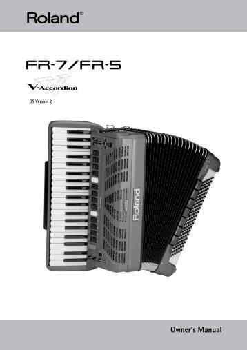 Version 2 Manual - Roland