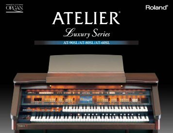AT-Series Catalog - Roland