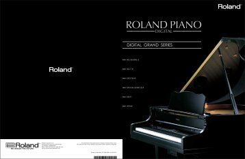 DIGITAL GRAND SERIES - Roland