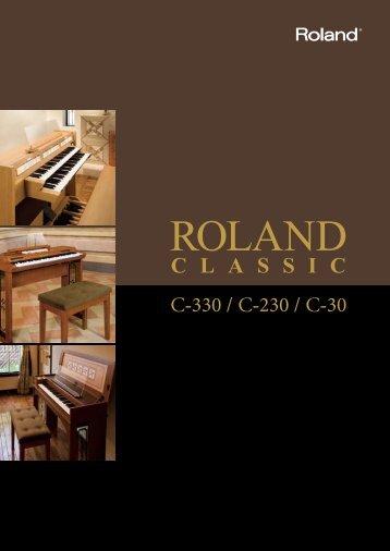 Bassa risoluzione - Roland Italy SpA