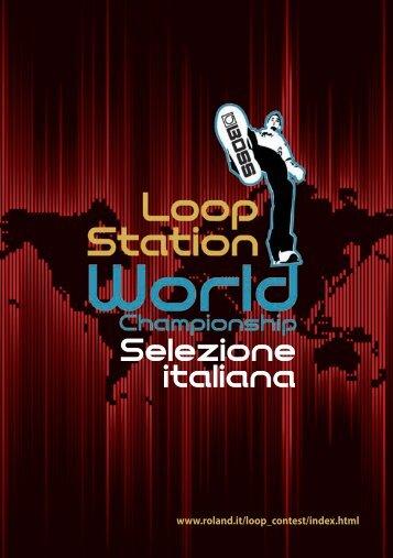 regolamento - Roland Italy SpA