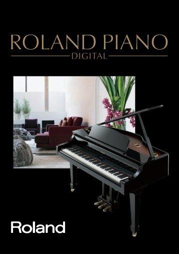 Pianoforti digitali - Roland Italy SpA