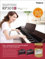 RP-301R Brochure - Roland