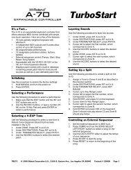 A-70 Turbostart (PDF)