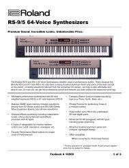 RS-5 Brochure (PDF)