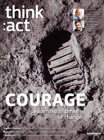 think:act magazine – issue 19 (PDF, 3173 KB)