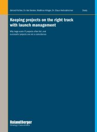 Keeping projects on the right track with launch management (PDF ...