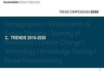 C. TRENDS 2010-2030 - Roland Berger