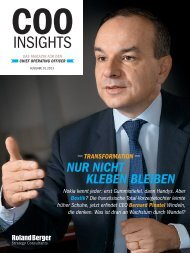 insights - Roland Berger