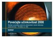 Povećajte učinkovitost 2008 - Roland Berger