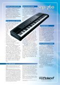 ep-760 Broch.E - Roland Keyboard Club - Page 2