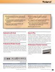 English catalog - Roland Keyboard Club - Page 2