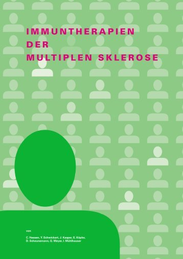 Allopathische Multiple Sklerose-Therapien, kritisch - Roland Methner