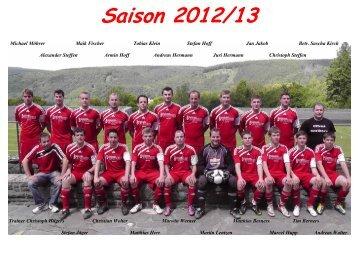 Saison 2012/13 - DJK Dreiborn