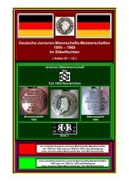 Deutsche-Junioren-Mannschafts-Meisterschaften 1955 ... - Rolf Reitz