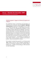 als PDF downloaden - Rolf Disch